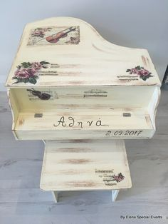 www.artimiva.gr Wooden Toy Boxes, Wooden Toys, Different Shapes, Outdoor Furniture, Outdoor Decor, Special Events, Hand Painted, Painting, Home Decor
