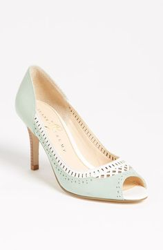 Ivanka Trump 'Candice' Pump available at #Nordstrom