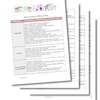 Perplexe devant un document PPRE ou PPS à compléter ? Voici une liste non exhaustive de conseils pour mettre en place des adaptations ou des compensations dans le cadre d'un PPRE ou d'un...