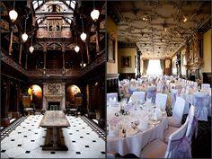 Crewe Hall.