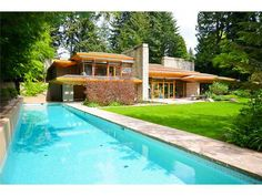 1875 Drummond Drive, Vancouver - House/Single Family For Sale Vancouver House, Fraser Valley, Real Estate Services, Mid-century Modern, Home Goods, Mid Century, Swimming, House Design, Architecture