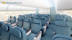 Vietnam Airlines Boeing Dreamliner Premium Economy Class photos have been released Boeing 787 9 Dreamliner, Vietnam Airlines, New Aircraft, Air New Zealand, Thing 1, Cabin Design, Air Show, Business Travel, Interior
