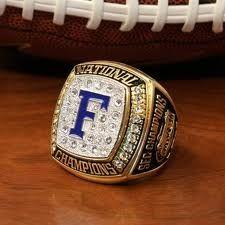 2008 National Champions ring-Florida Tops Oklahoma, 24-14, to Capture 2008 BCS National Championship