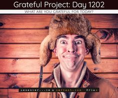Today I'm grateful for not taking things so seriously  Don't take life so serious. it's not like  you're are going to get out alive.  Share #gratefulproject #tgday1202 if you agree Grab a FREE black, white, or blue bracelet at http://GratefulProject.org/ #rbas #gratefulprojectday #tgpday1202 #life #smile #crackup Like