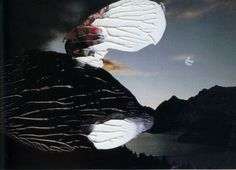Gerhard Richter Lac de Sils, Piz Lunghin