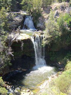 Chubut, Cascad Nat Y Fall