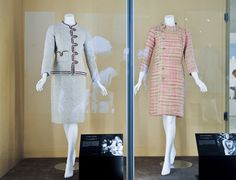Princess Grace's Coco Chanel suits at the TIFF exhibit in Toronto 2011