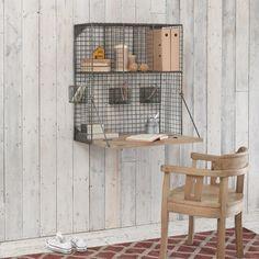 Wall Mounted Desk | Birdie | Loaf