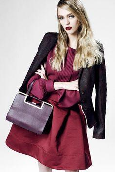 ZAC Zac Posen (Z Spoke then)   Fall 2012 Ready-to-Wear Collection   Vogue Runway
