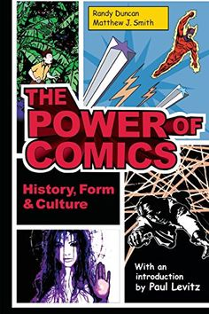 The Power of Comics: History, Form and Culture by Randy Duncan http://www.amazon.com/dp/082642936X/ref=cm_sw_r_pi_dp_ifObub1Y2FFW8