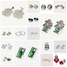 Todas nuestras joyas son de acero quirúrgico, hipoalergénico y gran calidad. todo 3x2 en joyas. Combina como quieras Anillos, Aros, Pulseras, Conjuntos. Cufflinks, Steel, Rings, Bangle Bracelets, Jewels, Accessories, Wedding Cufflinks