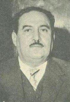 الوزير .. حامد علي العبيدي .. اول وزير تخطيط في ليبيا .. واخر وزير دفاع في العهد الملكي. .