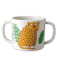 Make learning to drink in a big kids cup fun with this Arty Frog Jungle themed Doubled Handled Cup. Safe for little hands, the dishwasher and unfortunately not safe for the microwave! Small Pasta, Hand Painted Mugs, Friend Mugs, Novelty Mugs, Baby Kind, Spice Things Up, Bunt, Dinnerware, Tea Pots
