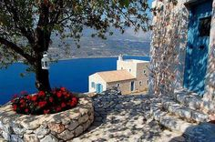 Oitylo, in the heart of Mani, Laconia, Peloponnesus, Greece Oh The Places You'll Go, Places To Travel, Places To Visit, Costa, Greece Art, Greek Islands, Greece Travel, Art And Architecture, Athens