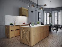 modern interiors u u apartment in paris by art buro designed by