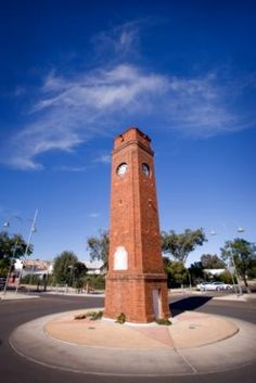 The clocktower, Wee Waa Places Around The World, Around The Worlds, Australia Travel, Clocks, Places Ive Been, Tourism, History, Country, Building
