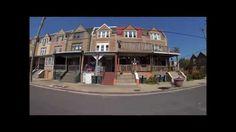 A 'video ride' down Oriental Avenue, then Maine Avenue.  Atlantic City, NJ 08401 September 2014
