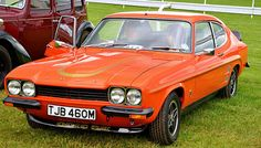 1973 Ford Capri GT SPA Special RS3100