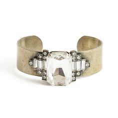 ALEX CUFF IN CRYSTAL | Loren Hope