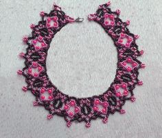 Free pattern for necklace Delhi