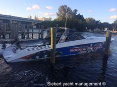 Siebert Yacht Management 50' Scarab triple Diesel