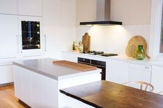 4004 Raw Concrete™ - Adam Liaw - Brindabella Kitchens / One Stone