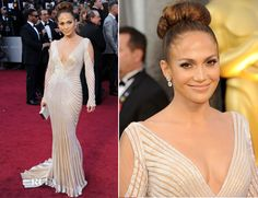 The Best (and Worst) Dressed From The Academy Awards 2012