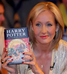 Inspirational J.K. Rowling Quotes for Muggles