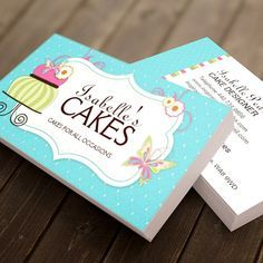 Carto da padaria logos business cards and business customizable whimsical bakery business card cheaphphosting Image collections