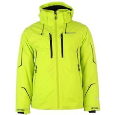 Marimi disponibile: XLCod Mens ski jacket# waterproof / breathable# Removable / adjustable hood# Brushed collar lining# Ski And Snowboard, Skiing, Hooded Jacket, Vail Ski, Ski Jackets, Men, Fashion, Ski, Jacket With Hoodie