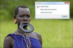 Please Insert a Disc