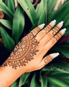 Short Mehndi Design, Wedding Henna Designs, Engagement Mehndi Designs, Floral Henna Designs, Simple Arabic Mehndi Designs, Back Hand Mehndi Designs, Indian Mehndi Designs, Beginner Henna Designs, Latest Bridal Mehndi Designs