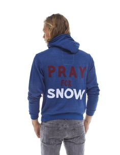 Pray for Snow Hoodie from Aviator Nation, $150