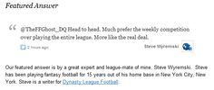Do You Prefer Head-to-Head or All-Play Leagues?    http://storify.com/TheFFGhost/do-you-prefer-head-to-head-or-all-play-leagues    #fantasyfootball #nfl