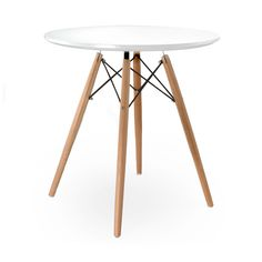 Bridge Accent Table in Natural | dotandbo.com