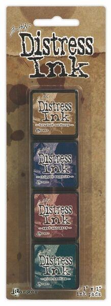 Ranger mini distress ink pads - latest additions - £9.95