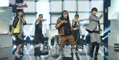 Henry 헨리_TRAP_(with Kyuhyun & Taemin)_KBS MUSIC BANK_2013.06.07