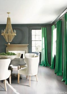 18 Room Colors - Kitchen and Living Room Paint Color Ideas