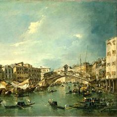 Correr Museum, 28 September 2012- 6 January 2013.  An important monographic exhibition to recall the celebrated 18th century Venetian landscape painter's third birth centenary. By the Venice City Museums Foundation.