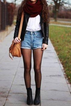 21 Reglas de estilo tan absurdas que ya deberías mandar al diablo Tumblr Herbst Outfits, Tumblr Fall Outfits, Cute Fall Outfits, Outfits For Teens, Spring Outfits, Winter Outfits, Winter Clothes, Punk Outfits, Jeans For Short Legs