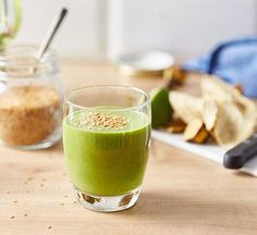 Here are three healing elixir recipes from a functional medicine doctor and nutritionist who understands the nuances of thyroid dysfunction, adrenal fatigue, and sex drive. Healthy Smoothies, Healthy Drinks, Smoothie Recipes, Green Smoothies, Healthy Meals, Healthy Eating, Clean Eating, Juice Recipes, Tea Recipes