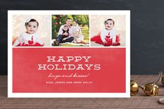Simply Christmas by j.bartyn at minted.com