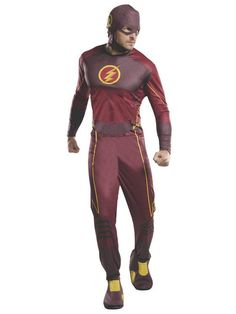 Looking for the perfect Dc Comics The Flash Tv Series Adult Costume, Size: Xl, Red? Please click and view this most popular Dc Comics The Flash Tv Series Adult Costume, Size: Xl, Red. Diy Superhero Costume, Superhero Man, Superhero Fancy Dress, Superhero Halloween, Halloween Fancy Dress, Superhero Party, Dc Comic Costumes, Costume Shirts, Adult Costumes