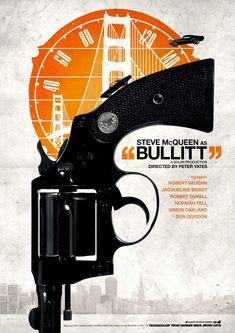Bullitt (1968) [1240 x 1754]