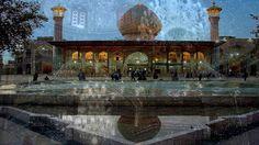Mirrored mausoleum FAH-Cerami