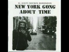 New York Gong - Jungle Window