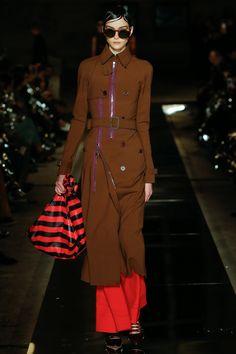 Givenchy Spring 2017 Ready-to-Wear Fashion Show - Ava Dahlem