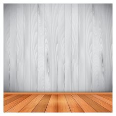 Empty room with wooden floor and wall ❤ liked on Polyvore featuring home, home decor, wall art, wood wall art, wood home decor, wooden wall art and interior wall decor