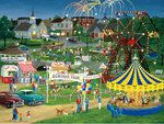 Country Fair (Puzzle Collector Art 1000)