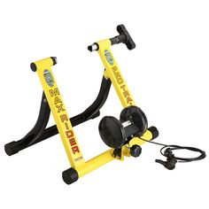 International RAD Cycle Bike Trainer Indoor Bicycle Exercise Six Levels of Resistance